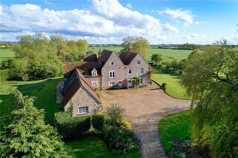 7 Bedrooms Detached House for sale in Chiselhampton, Oxford, Oxfordshire, OX44