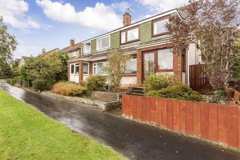 4 Bedrooms Semi Detached House for sale in 56 Greenhill Park, PENICUIK, EH26 9EX