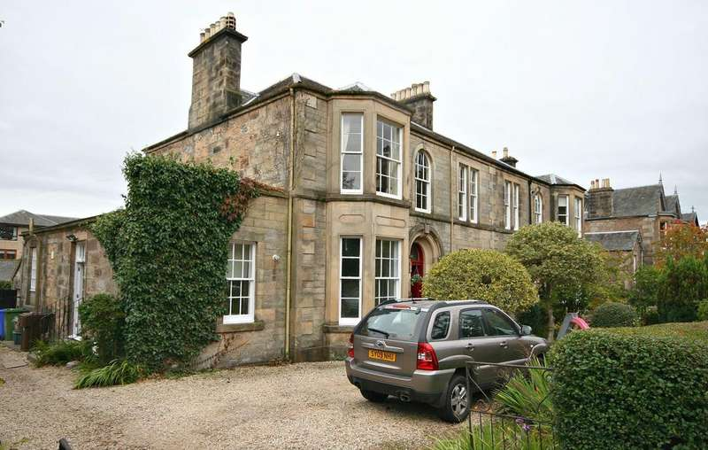 3 Bedrooms Ground Flat for sale in Bridge of Allan FK9