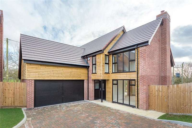 5 Bedrooms Detached House for sale in Laburnum Villas, Gloucester Road, Hartpury, Gloucester, GL19