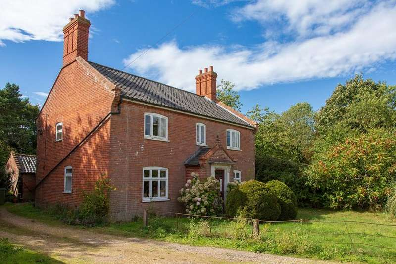 4 Bedrooms Detached House for sale in Alburgh, Harleston