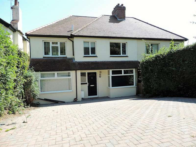 4 Bedrooms Semi Detached House for sale in Mile Oak Road, Portslade.