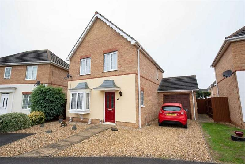 3 Bedrooms Detached House for sale in Pilgrim Gardens, Fishtoft, Boston, Lincolnshire