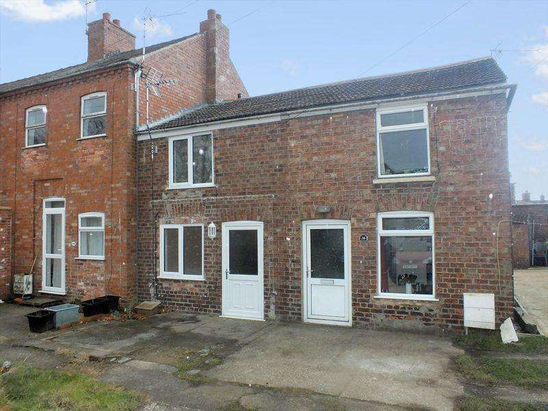 2 Bedrooms Terraced House for sale in Albert Street, Horncastle