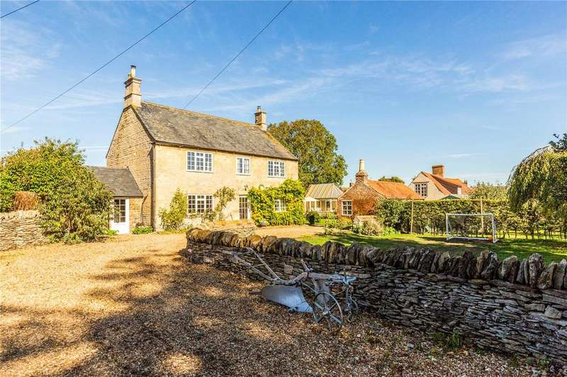 4 Bedrooms Unique Property for sale in Church Street, Carlby, Stamford, Lincolnshire, PE9