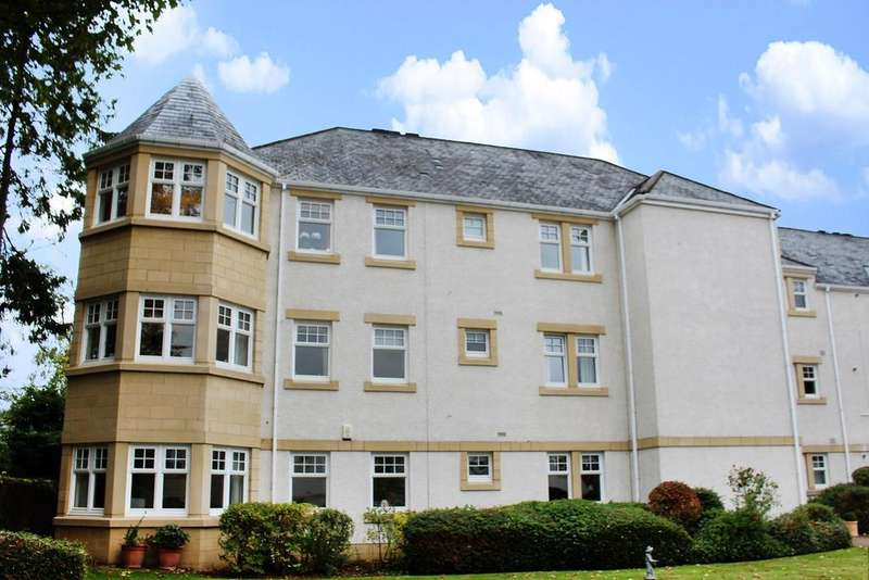 3 Bedrooms Apartment Flat for sale in Ardleighton Court, Dunblane, FK15