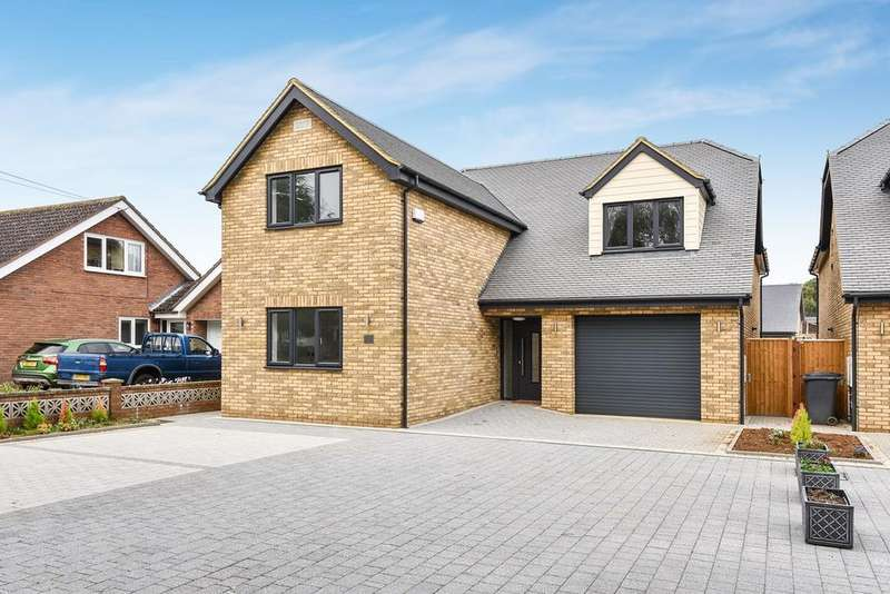 4 Bedrooms Detached House for sale in Shefford Road, Meppershall, SG17