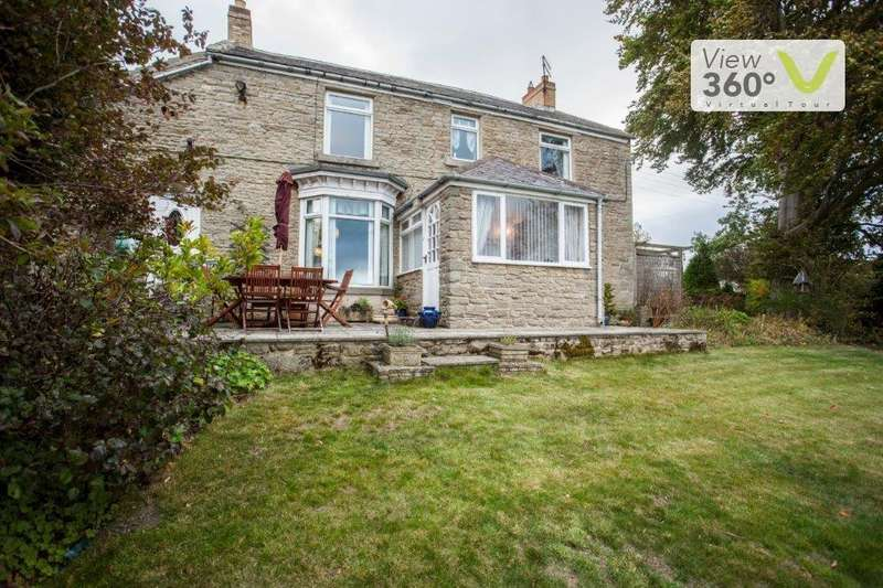 4 Bedrooms Detached House for sale in West End, Witton Le Wear