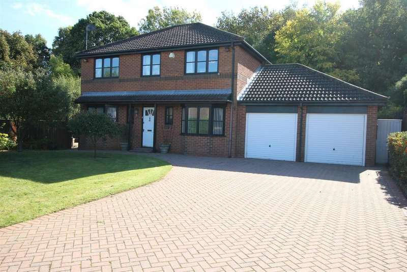 4 Bedrooms Detached House for sale in Ryder Court, Newton Aycliffe