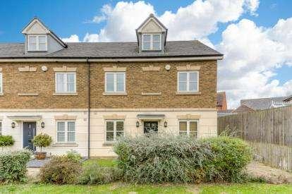 5 Bedrooms House for sale in Ayrton Close, Grange Farm, Milton Keynes
