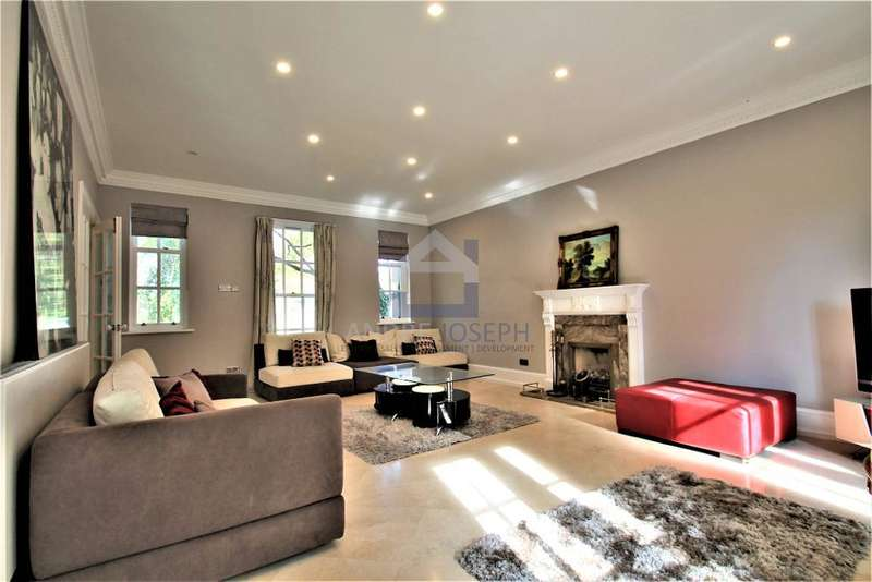 5 Bedrooms Detached House for sale in Hambledon Place, Dulwich, London, SE21 7EY