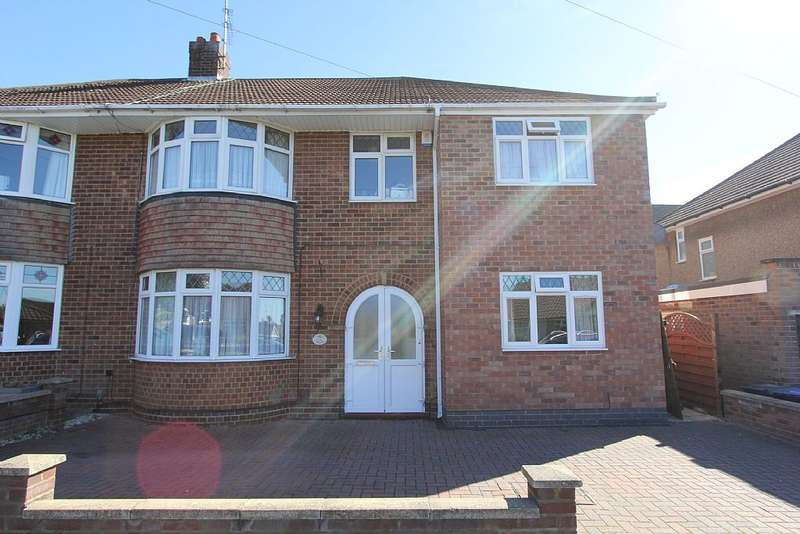 6 Bedrooms Semi Detached House for sale in Thornby Drive, Northampton, Northamptonshire, NN2 8HA