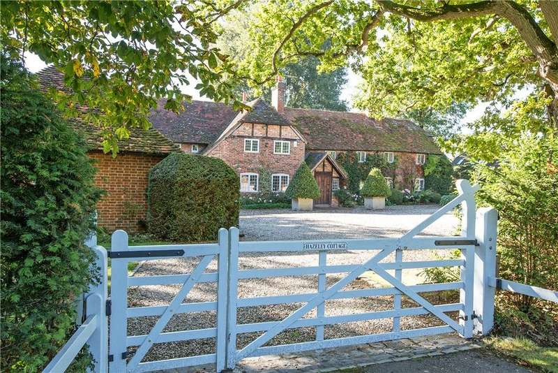 7 Bedrooms Detached House for sale in Hazeley Bottom, Hartley Wintney, Hook, Hampshire, RG27