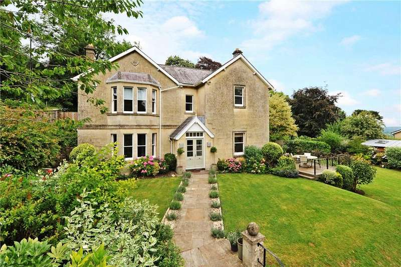 5 Bedrooms Detached House for sale in Lansdown Road, Bath, Somerset, BA1
