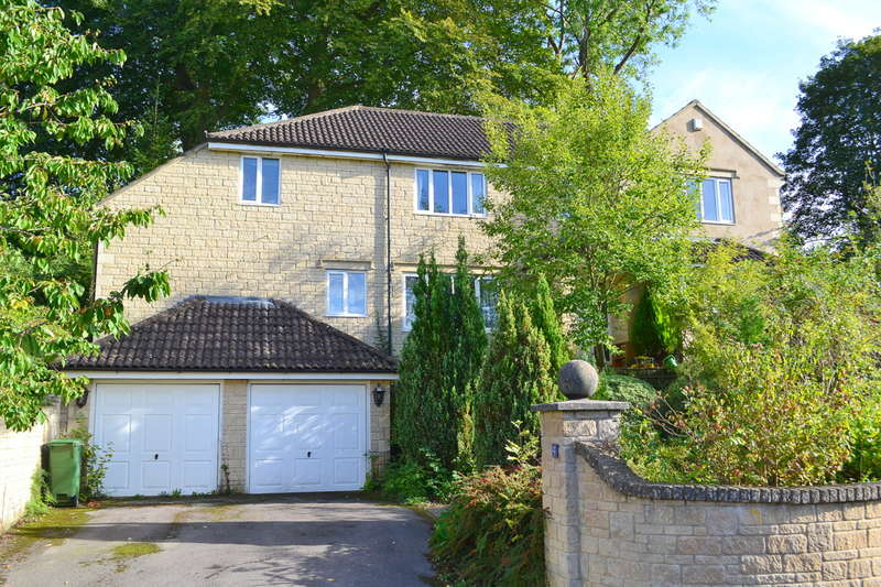 5 Bedrooms Detached House for sale in Bruton, Somerset, BA10