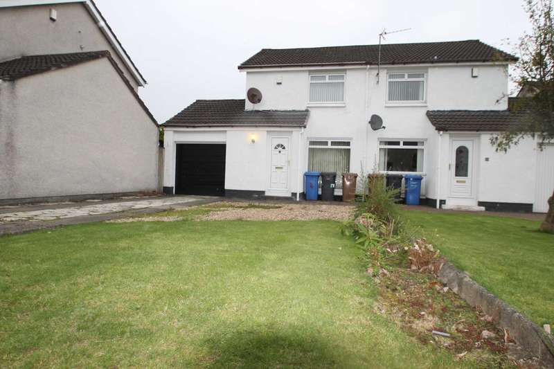2 Bedrooms Semi Detached House for sale in Sutton Court, Kilwinning