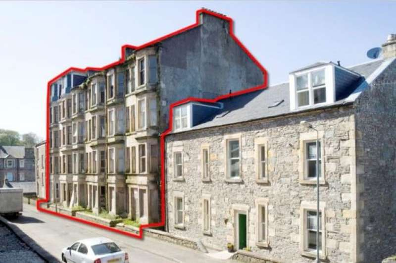 Residential Development Commercial for sale in 12-16, Castle Street, Port Bannatyne, Rothesay, Argyll And Bute