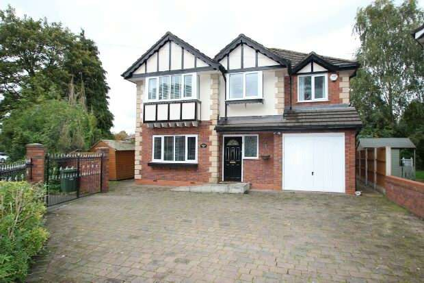 4 Bedrooms Detached House for sale in Attenbury's Lane, Timperley