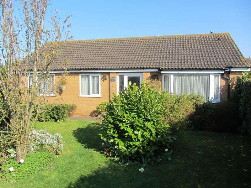 3 Bedrooms Detached Bungalow for sale in Thames Close, Hogsthorpe, Skegness, PE24 5PJ