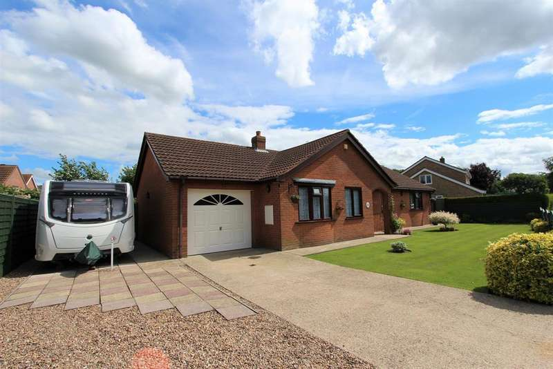 3 Bedrooms Detached Bungalow for sale in Beck Way, Louth, LN11 8XH