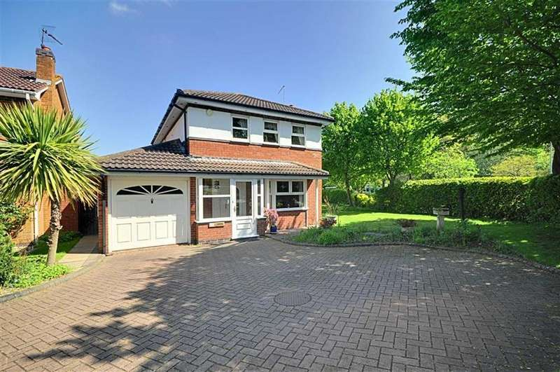 4 Bedrooms Detached House for sale in Marsh Avenue, Worcester