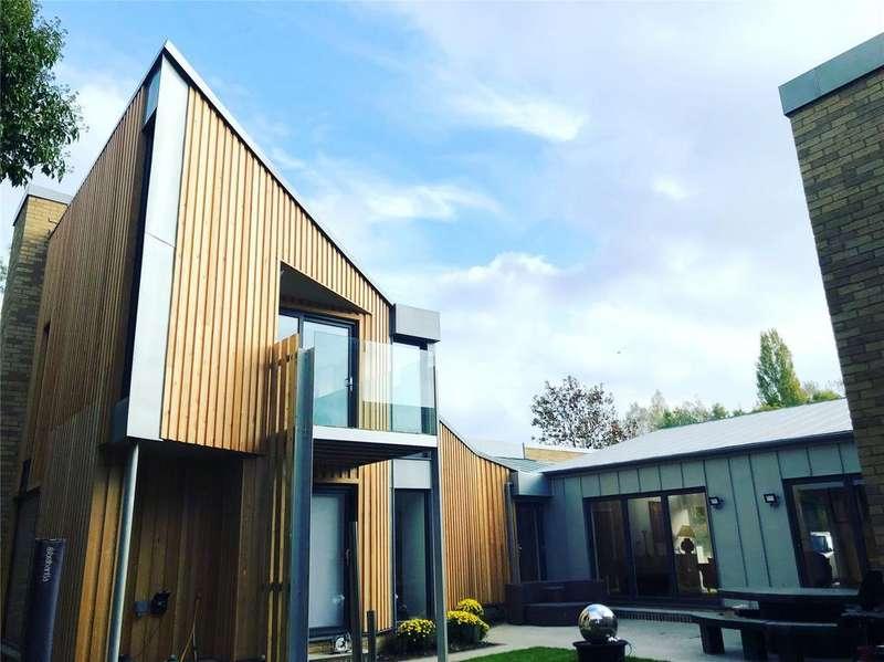 4 Bedrooms Link Detached House for sale in Hengistbury Lane, Tattenhoe
