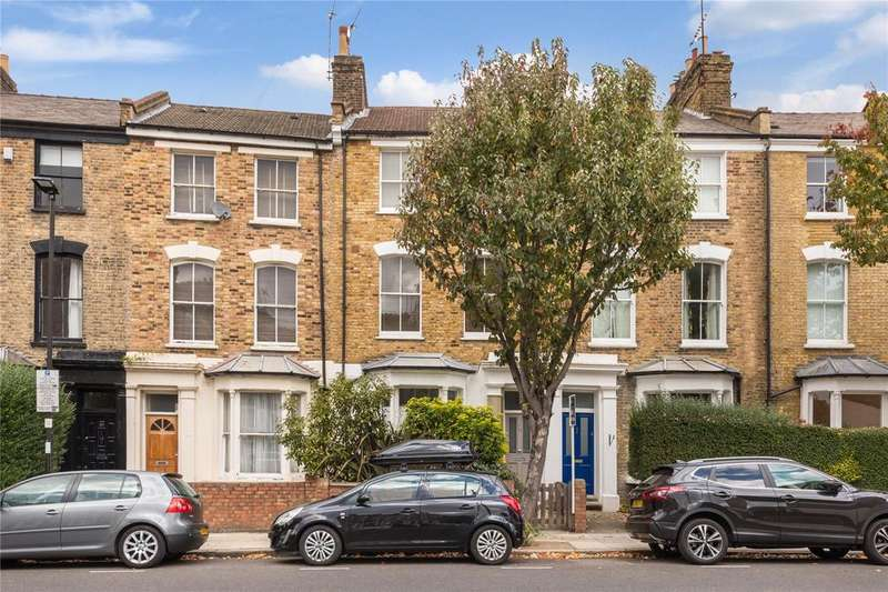 3 Bedrooms Maisonette Flat for sale in Bryantwood Road, Hollway, London