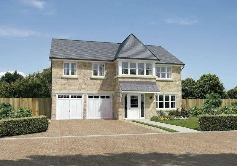 5 Bedrooms Detached House for sale in Plot 6 - The Noblewood, Castle Gardens, Lempockwell Road, Pencaitland, EH34 5AF