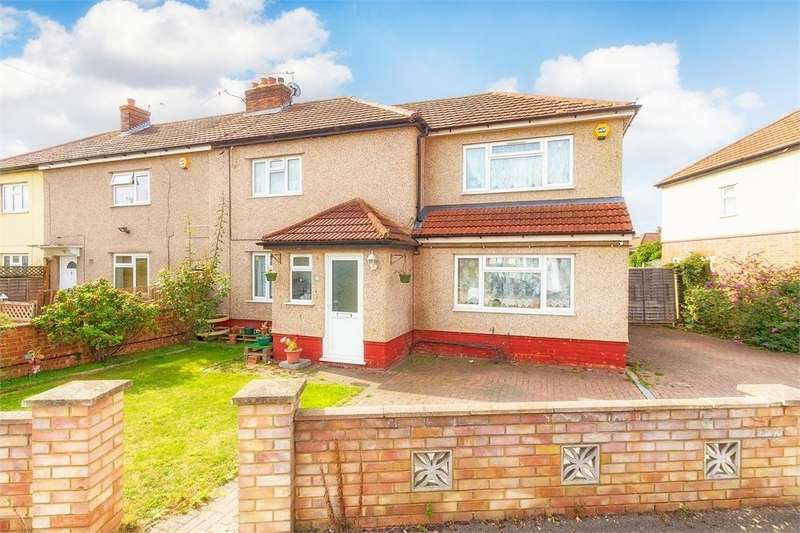 5 Bedrooms Semi Detached House for sale in Howard Avenue, Slough, Berkshire