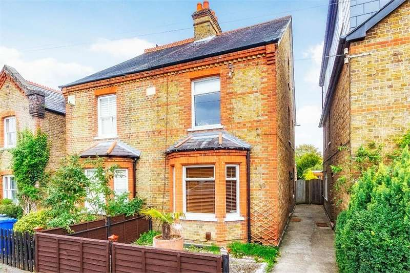 3 Bedrooms Semi Detached House for sale in St Lukes Road, Old Windsor, Berkshire