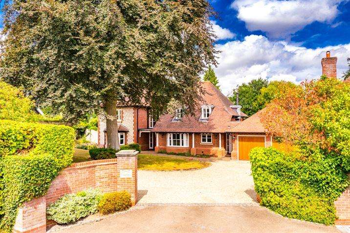 5 Bedrooms Detached House for sale in Torpids, Upton, OX11