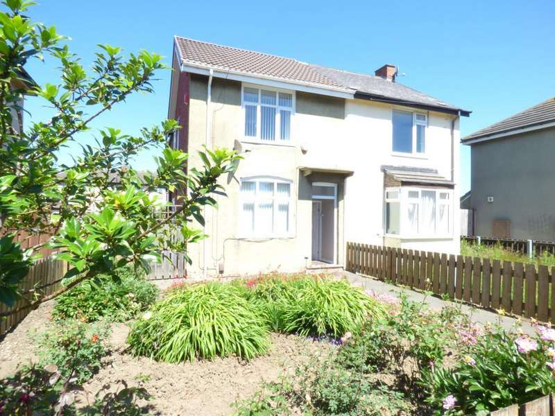 3 Bedrooms Semi Detached House for sale in Eversham Road, Grangetown, Middlesbrough, TS6