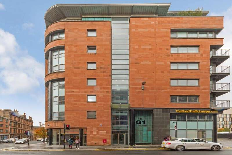 2 Bedrooms Flat for sale in High Street, Glasgow City Centre, Glasgow, Strathclyde, G1 1QN
