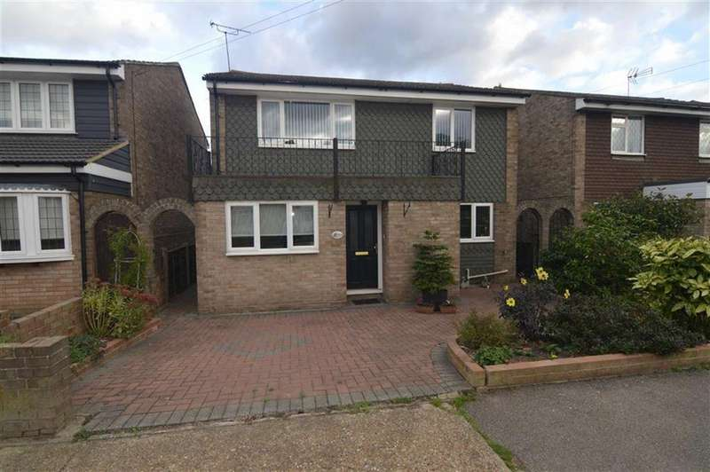 4 Bedrooms Detached House for sale in Coronation Avenue, East Tilbury, Essex