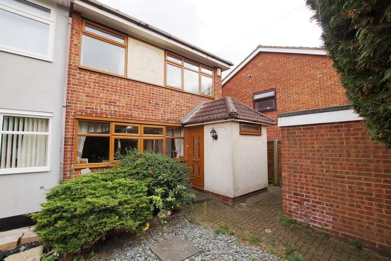 4 Bedrooms Semi Detached House for sale in Moreland Avenue, Benfleet, SS7