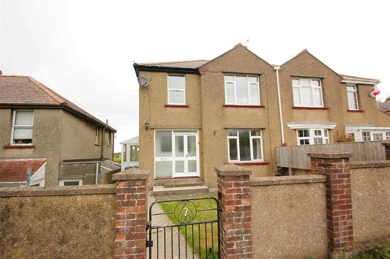 3 Bedrooms Semi Detached House for sale in WOODVILLE ROAD WEST, CINDERFORD