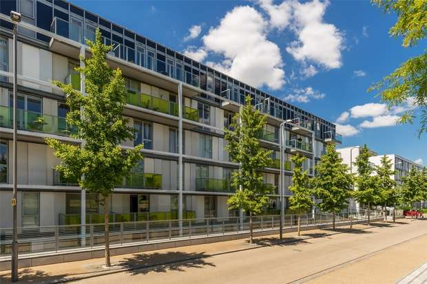 1 Bedroom Flat for sale in Hudson Apartments, New River Village, Hornsey, N8