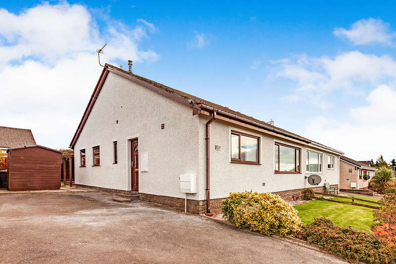 3 Bedrooms Semi Detached Bungalow for sale in Golf Road Park, Brechin, DD9