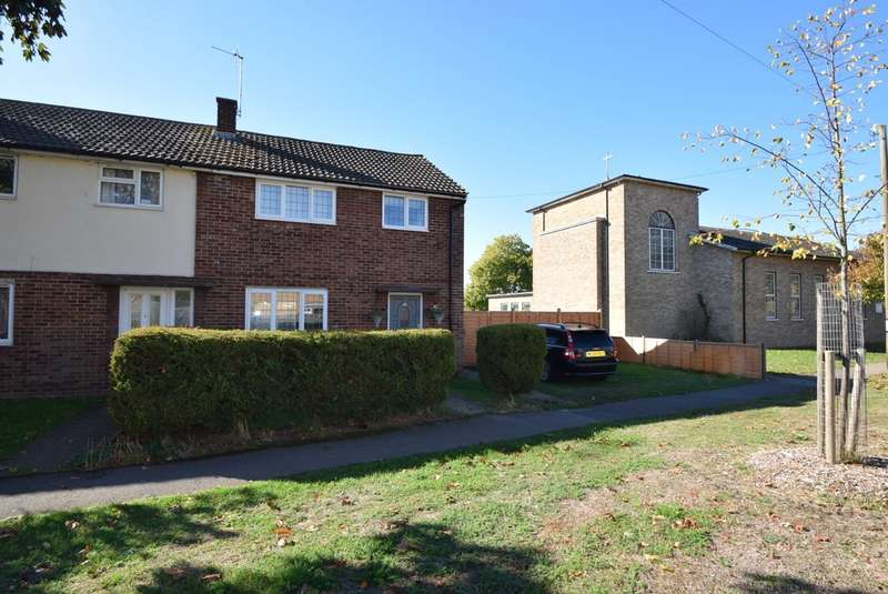 3 Bedrooms End Of Terrace House for sale in Haywards Mead, Eton Wick, SL4