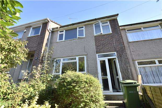 3 Bedrooms Terraced House for sale in Troopers Hill Road, St George, BS5 8BL