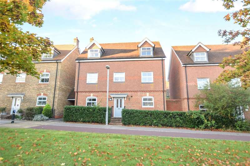 5 Bedrooms Detached House for sale in Osprey Avenue, Bracknell, Berkshire, RG12