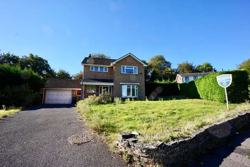 3 Bedrooms Detached House for sale in Hill Place, Bursledon, Southampton, SO31 8AE