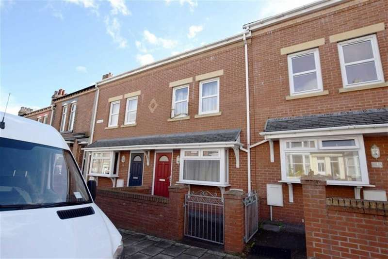 5 Bedrooms Terraced House for sale in Walkers Terrace, Barrow In Furness, Cumbria