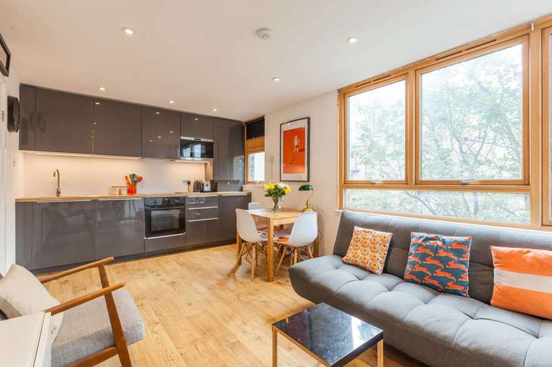 1 Bedroom Flat for sale in Stockwell, Stockwell, SW9