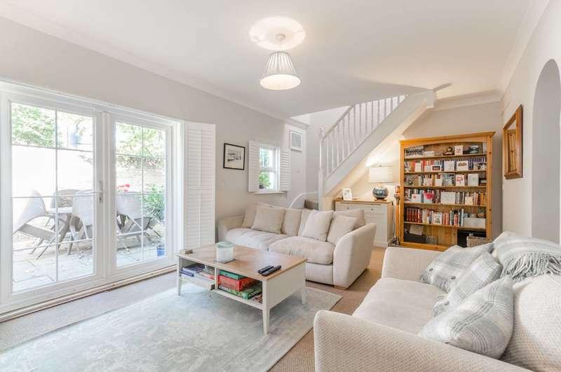 2 Bedrooms House for sale in Earlsfield Road, Earlsfield, SW18
