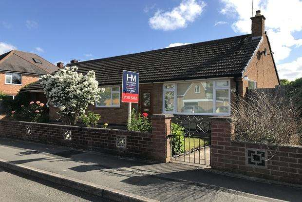 3 Bedrooms Detached Bungalow for sale in Tennyson Street, Narborough, Leicester, LE19