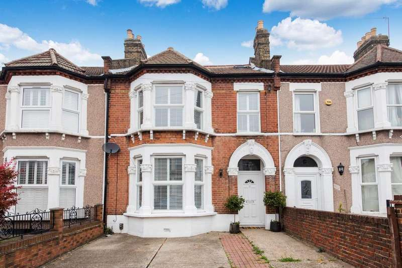 4 Bedrooms Terraced House for sale in Hazelbank Road, Catford