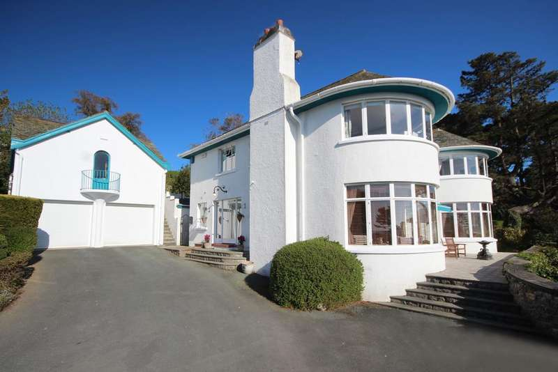 6 Bedrooms Detached House for sale in Gannock Park, Deganwy LL31