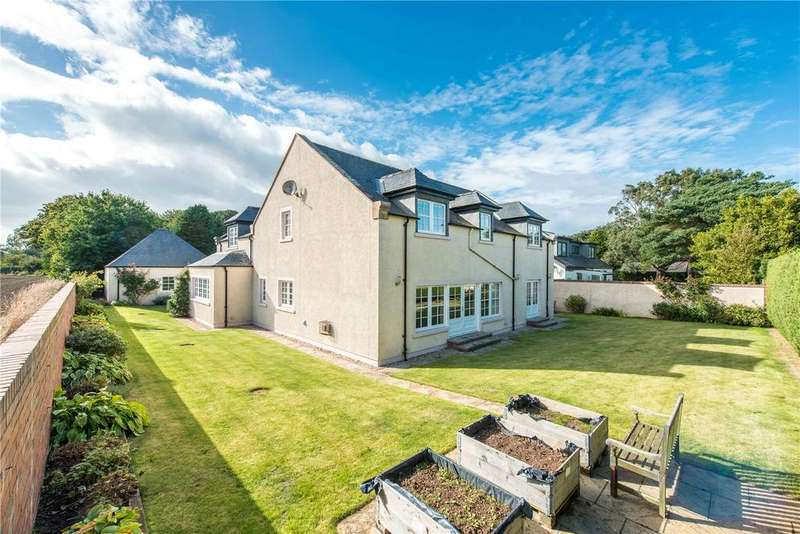 5 Bedrooms Detached House for sale in Struie, Abbotsford Road, North Berwick, East Lothian