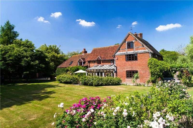 4 Bedrooms Detached House for sale in Crackley Lane, Kenilworth, Warwickshire, CV8